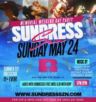 SUNDRESS SZN: THE SEXIEST DAY PARTY OF THE SUMMER