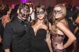 Valentine's Weekend Singles Masquerade Party