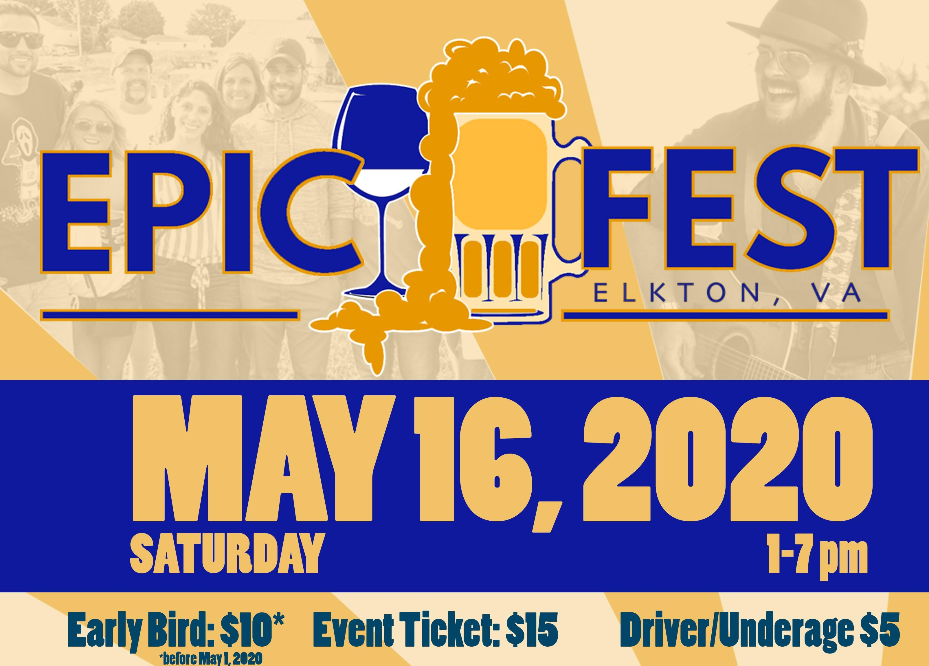 EPIC Fest Beer and Wine Festival