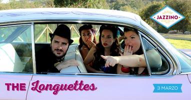 The Longuettes - Live at Jazzino