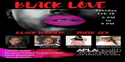 Black Love; Black Women... Their Sex