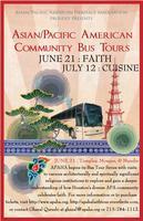 Bus Tour Series: APA Faith - Masjid, Temple, Mandir