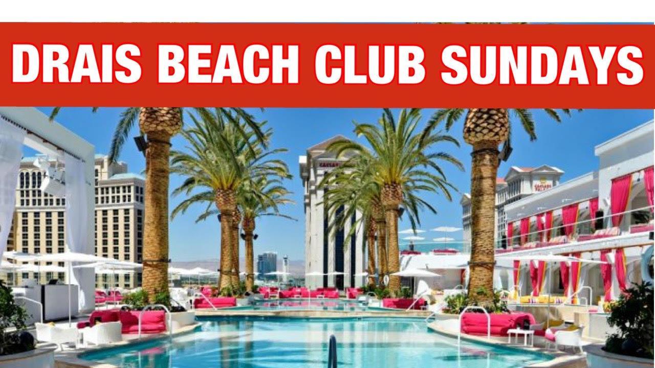 DRAIS BEACH CLUB SUNDAYS