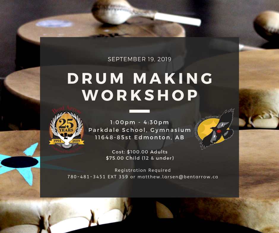 Traditional Drum Making Workshop