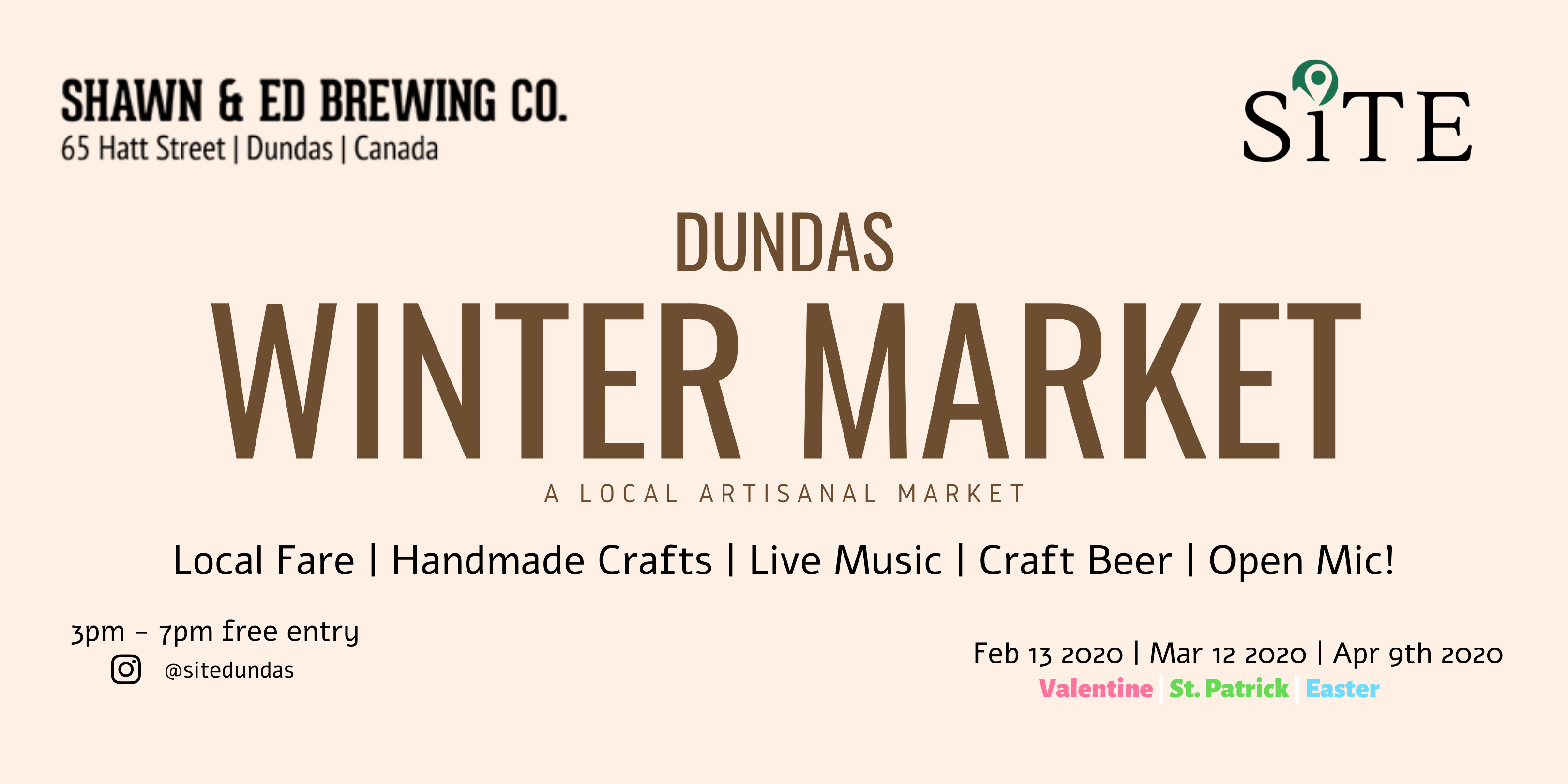 Dundas Winter Market