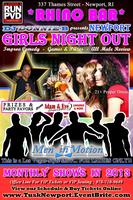DONNIE B's NEWPORT GIRLS NIGHT OUT starring MEN IN MOTION @...