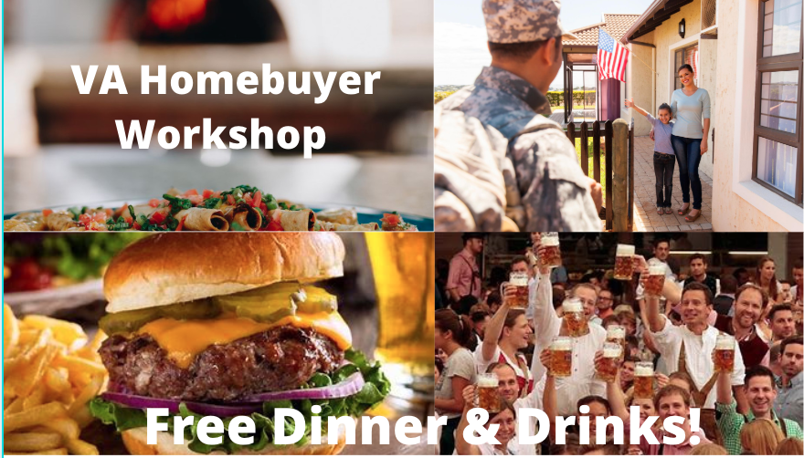 Phoenix VA Homebuying Lunch/Workshop By Veterans for Veterans!