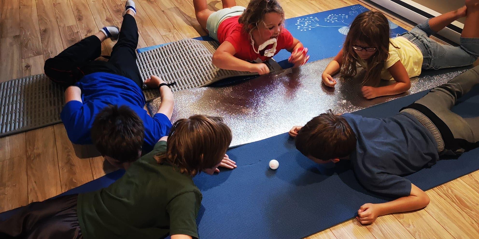 Kids Community Yoga @ The HUB Community Space