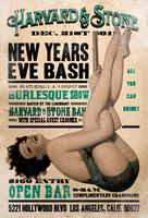 Harvard & Stone New Year's Eve Bash