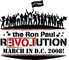 Revolution March 2008 Ronvoy to DC