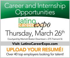Latino Career Expo 2020 - El Mundo Boston - March...