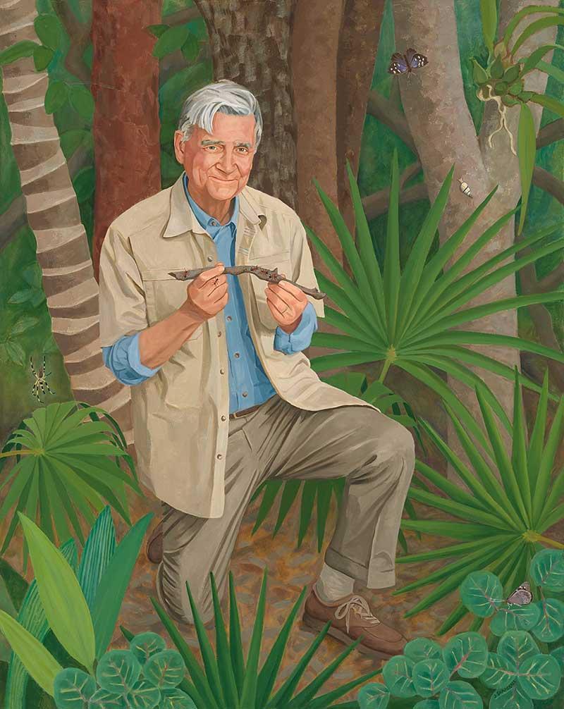 Portrait Explorers: Nature is Neat!