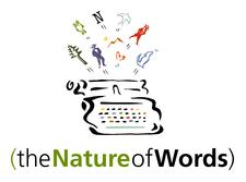 The Nature of Words logo