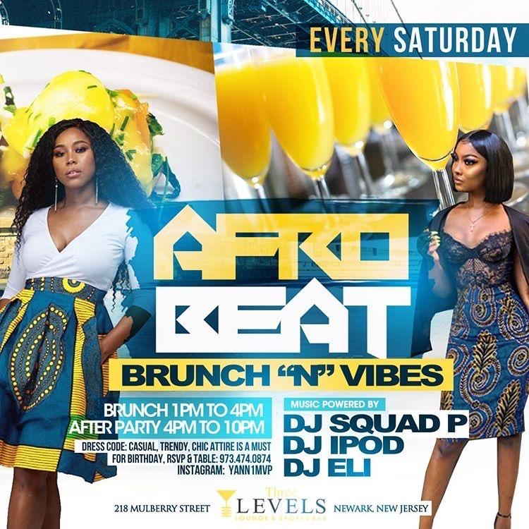 Afro Beat Brunch N Vibes