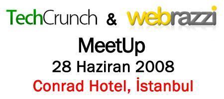 TechCrunch & Webrazzi MeetUp