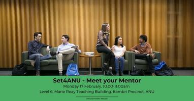 Set4ANU - Meet your Mentor - Session 2
