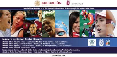Seminario Permanente Antropología del Deporte y el...