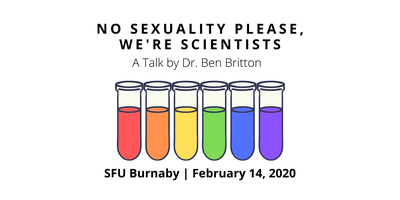 No Sexuality Please, We're Scientists
