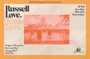 Russell Love // Music + Pizza
