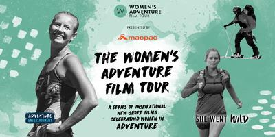Postponed | Women's Adventure Film Tour 2020 -  Dunedin