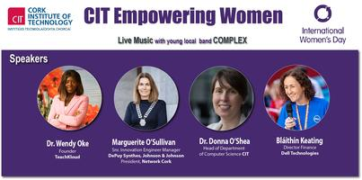 CIT EMPOWERING WOMEN FESTIVAL 2020 celebrating...