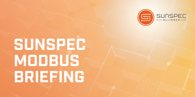 SunSpec Featured Briefing: Modbus Support for IEEE...