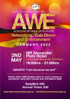 African Women in Europe Germany Networking Event