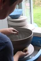 Pottery – Hand building & Throwing – Project Lead with...