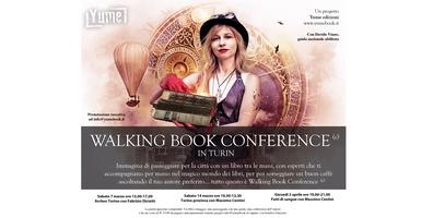 Yume presenta WALKING BOOK CONFERENCE ©:  dal 7 marzo...