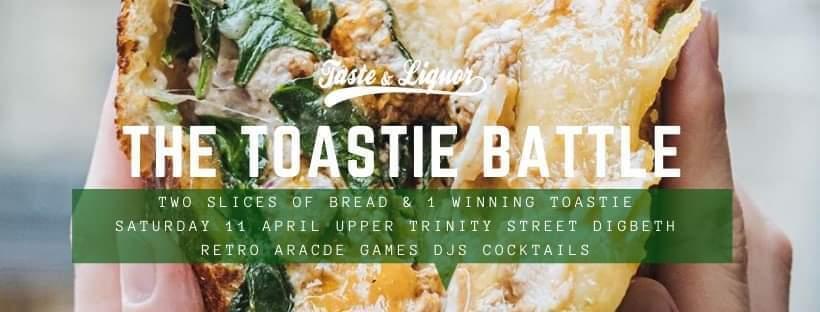 Toastie Battle