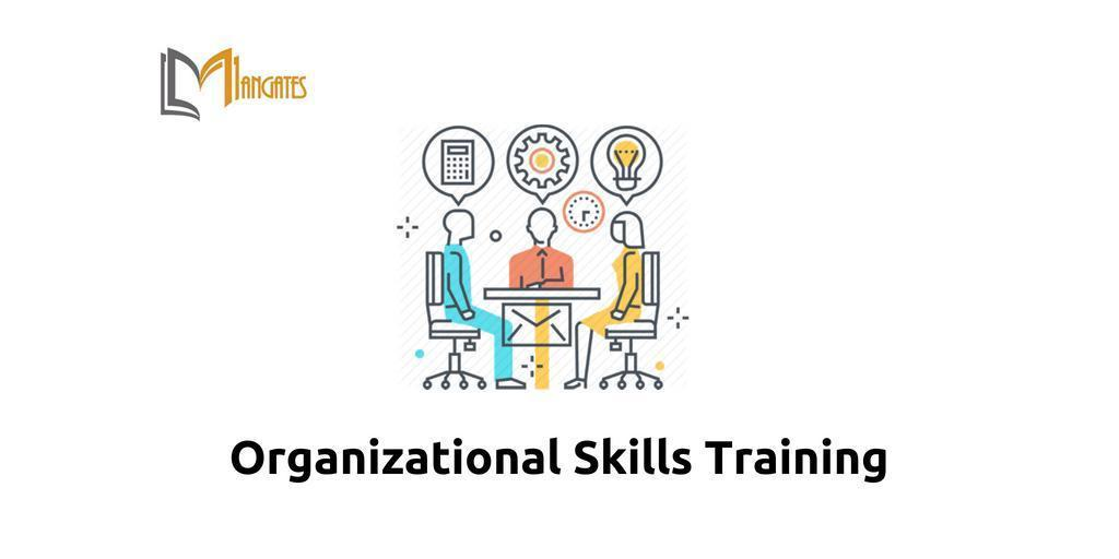 Organizational Skills 1 Day Training in Fremont, CA