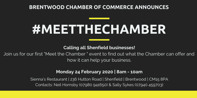 Meet the Chamber (Shenfield)