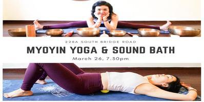 MyoYin Yoga & Sound Bath