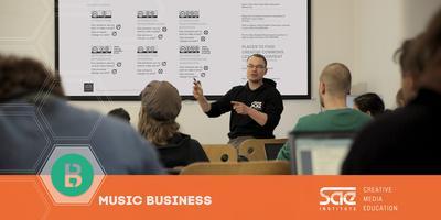"""Workshop: """"Erfolgsfaktoren im Music Business"""""""