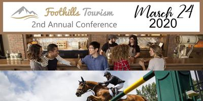 2nd Annual Foothills Tourism Conference