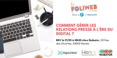 [Nantes] Comment gérer les relations presse à l'ère du...