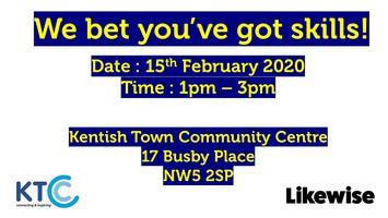 Kentish Town Community Skills Swap