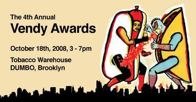 The 2008 Vendy Awards