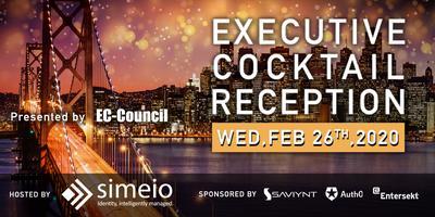 EC-Council Executive Cocktail Reception at RSA