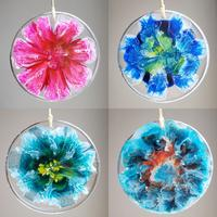 Resin Flowers - Small group workshop