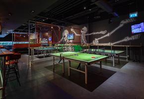 Ping pong social @ The Bat and Ball - Liberal Muslims