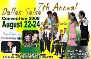 Dallas Salsa Convention 2008