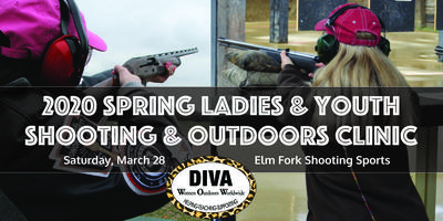 DIVA WOW 2020 Ladies & Youth Spring Clinic