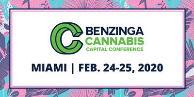 2020 Cannabis Capital Conference – Miami