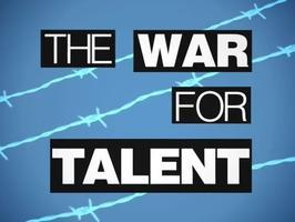 THE WAR FOR TALENT: 400+ WAYS TO SOURCE PASSIVE...