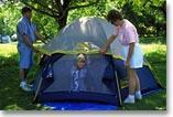 William O'Brien State Park Tent Campgrounds