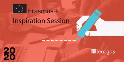 Erasmus + Inspiration Session for School Education  ...
