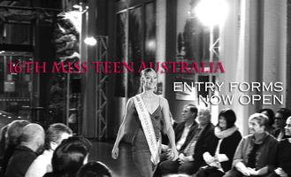 Miss Teen Australia, Adelaide Heat. Junior/Senior...