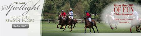 Oak Brook 2013 Polo Events