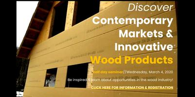 Discover Contemporary Markets and Innovative Wood Produ...